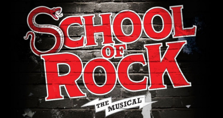 School of Rock musical practice tracks for actors and music directors