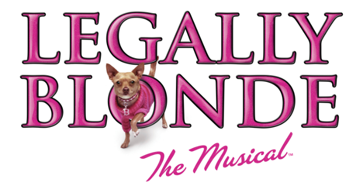 Legally Blonde musical practice tracks and rehearsal recordings for actors and singers