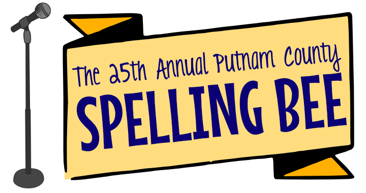 25th Annual Putnam County Spelling Bee musical practice tracks for all parts and songs